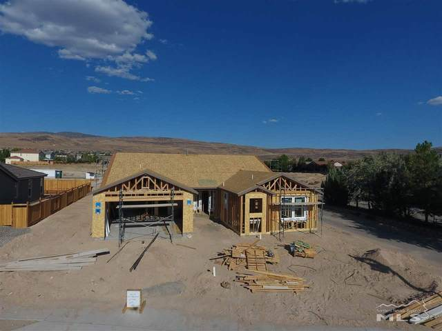 7230 Early Dawn Court #24, Sparks, NV 89436 (MLS #200010815) :: The Craig Team