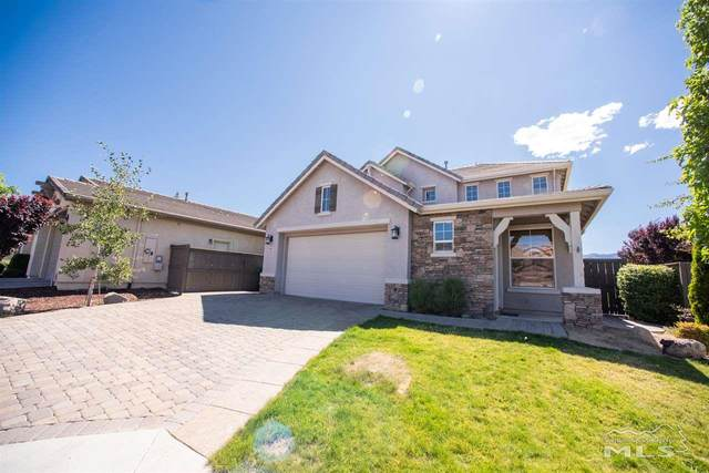 460 Silver Bridle Ct, Reno, NV 89521 (MLS #200010816) :: The Mike Wood Team