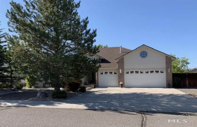 1139 Country Club, Minden, NV 89423 (MLS #200010819) :: The Craig Team