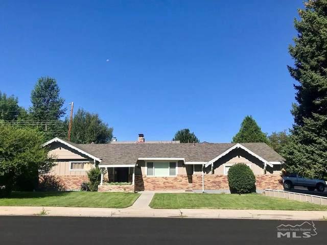 901 Sumac St., Reno, NV 89509 (MLS #200010835) :: Fink Morales Hall Group