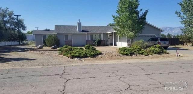 1329 Kim Place, Minden, NV 89423 (MLS #200010836) :: Fink Morales Hall Group