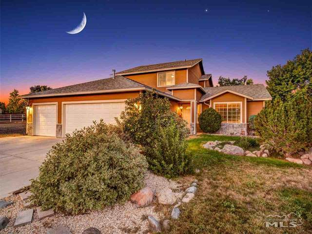 721 Cutter Lane, Gardnerville, NV 89410 (MLS #200010837) :: The Mike Wood Team