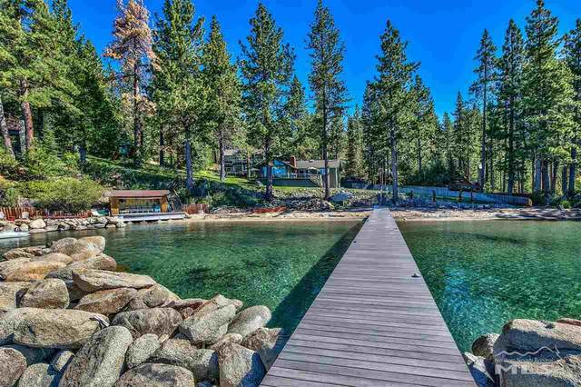 2212 Lands End, Glenbrook, NV 89413 (MLS #200010882) :: The Mike Wood Team