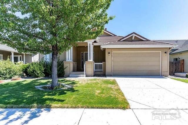 1103 Harbor Town, Sparks, NV 89436 (MLS #200010897) :: Ferrari-Lund Real Estate