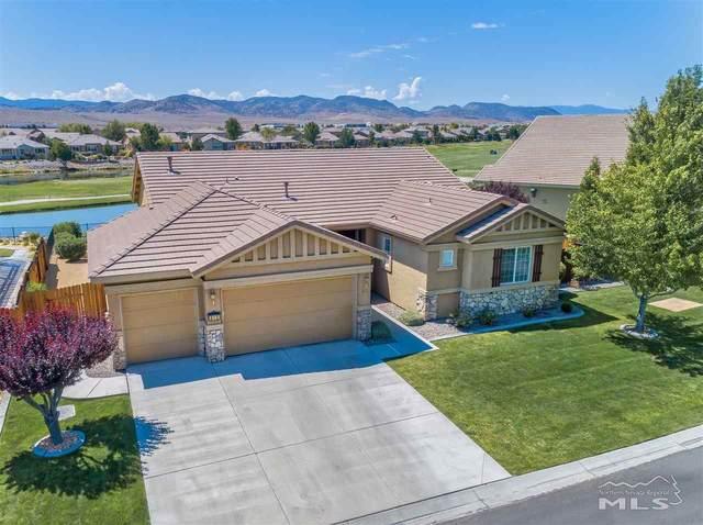 615 Saint Andrews Drive, Dayton, NV 89403 (MLS #200010908) :: NVGemme Real Estate
