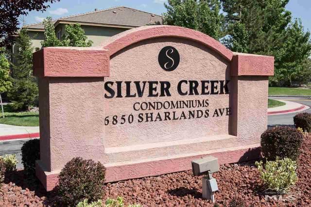 6850 Sharlands Ave K2064, Reno, NV 89523 (MLS #200010913) :: Fink Morales Hall Group