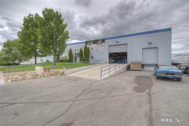 1355 industrial Way, Sparks, NV 89431 (MLS #200010926) :: Mendez & Associates