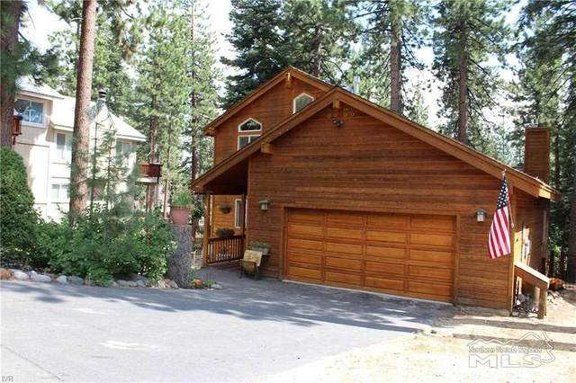 921 Michael, Incline Village, NV 89451 (MLS #200010931) :: The Mike Wood Team