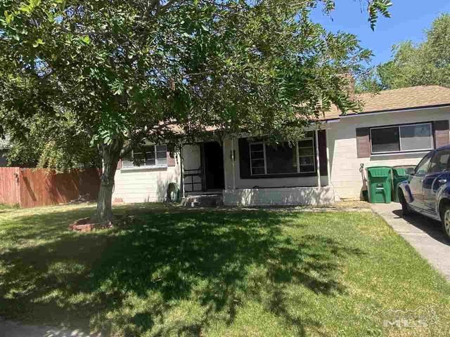 310 Meyer, Carson City, NV 89703 (MLS #200010938) :: Fink Morales Hall Group