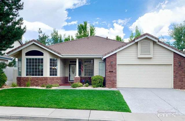 4655 Village Green Pkwy, Reno, NV 89519 (MLS #200010940) :: The Mike Wood Team