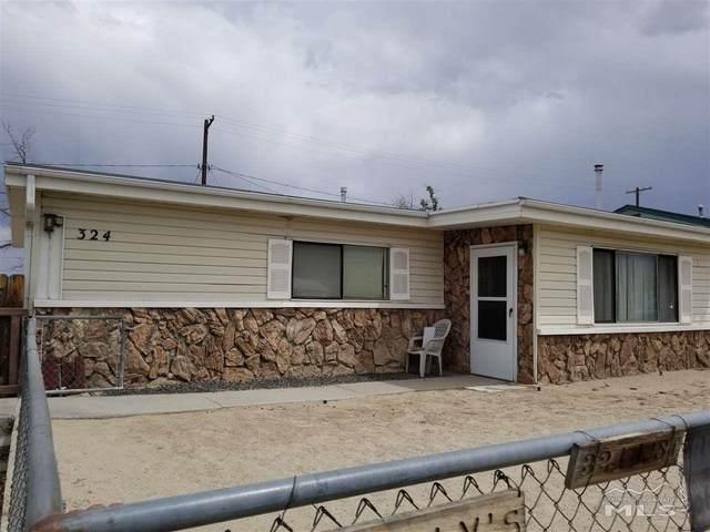 324 L, Hawthorne, NV 89415 (MLS #200010951) :: NVGemme Real Estate