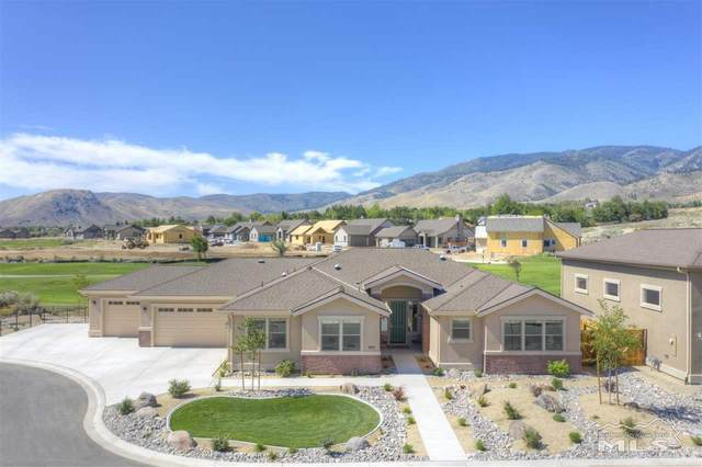 1653 Jordan Ct, Carson City, NV 89703 (MLS #200010962) :: Ferrari-Lund Real Estate