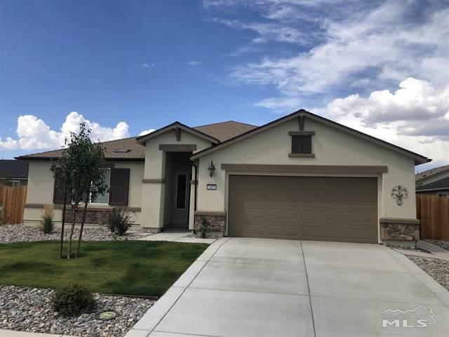 1402 Tule Peak Circle, Carson City, NV 89701 (MLS #200010964) :: NVGemme Real Estate