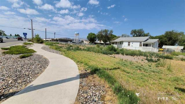 575 S Broad Street, Battle Mountain, NV 89820 (MLS #200010966) :: Chase International Real Estate