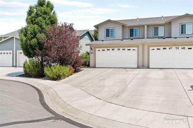 845 Cassidy, Carson City, NV 89701 (MLS #200010998) :: Fink Morales Hall Group