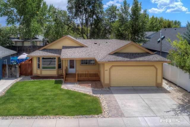 4097 Spring Drive, Carson City, NV 89701 (MLS #200011000) :: Fink Morales Hall Group