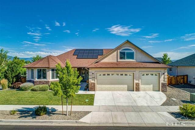 1112 Las Brisas Dr., Minden, NV 89423 (MLS #200011014) :: NVGemme Real Estate