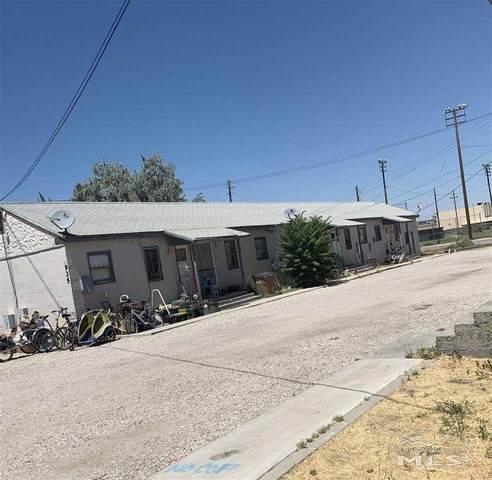 945 E Stillwater Ave, Fallon, NV 89406 (MLS #200011017) :: NVGemme Real Estate