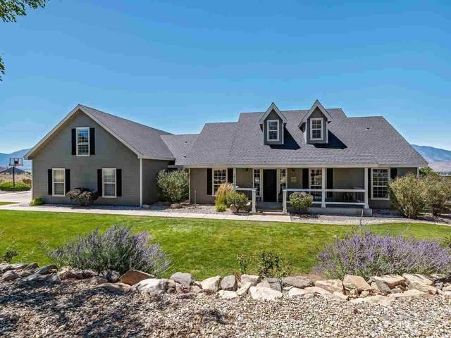 2718 Nye, Minden, NV 89423 (MLS #200011018) :: NVGemme Real Estate