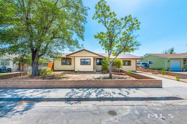 1061 Lee Avenue, Fallon, NV 89406 (MLS #200011036) :: Ferrari-Lund Real Estate