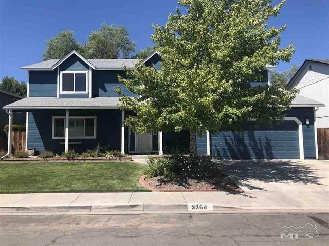 3364 Halleck, Carson City, NV 89701 (MLS #200011046) :: Ferrari-Lund Real Estate