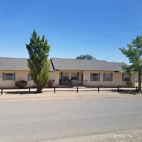 27 Pit Road, Wellington, NV 89444 (MLS #200011049) :: Ferrari-Lund Real Estate