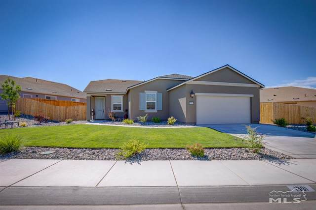 1381 Tule Peak Cir, Carson City, NV 89701 (MLS #200011090) :: Vaulet Group Real Estate