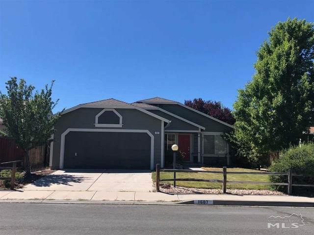 1687 Myles Way, Carson City, NV 89701 (MLS #200011099) :: Ferrari-Lund Real Estate