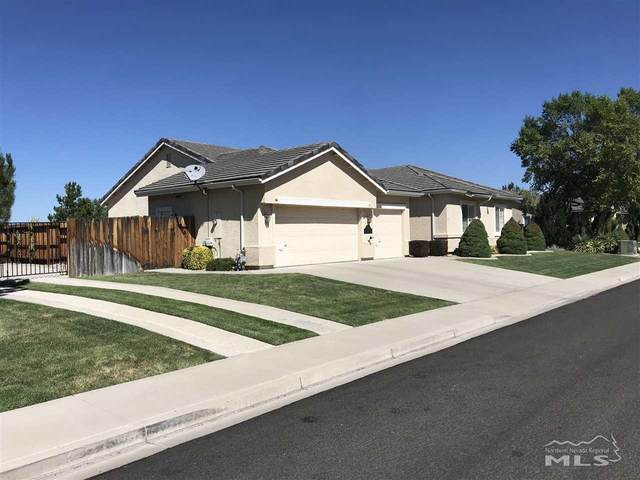 5845 Lone Horse Drive, Reno, NV 89502 (MLS #200011119) :: Fink Morales Hall Group