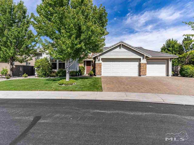 5060 Rhine Wine Drive, Sparks, NV 89436 (MLS #200011128) :: Ferrari-Lund Real Estate