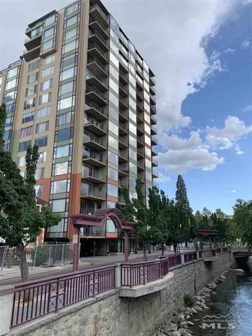 280 Island Ave #1104, Reno, NV 89501 (MLS #200011169) :: NVGemme Real Estate