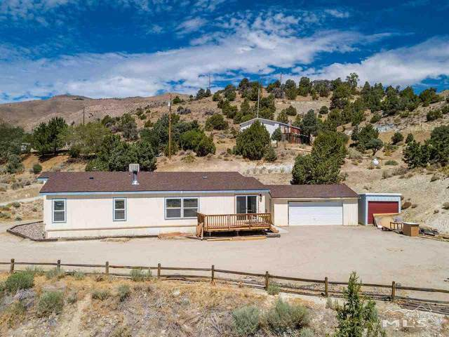 244 E Linehan, Moundhouse, NV 89706 (MLS #200011217) :: Vaulet Group Real Estate