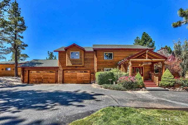 4684 Old Clear Creek Rd, Carson City, NV 89705 (MLS #200011324) :: NVGemme Real Estate
