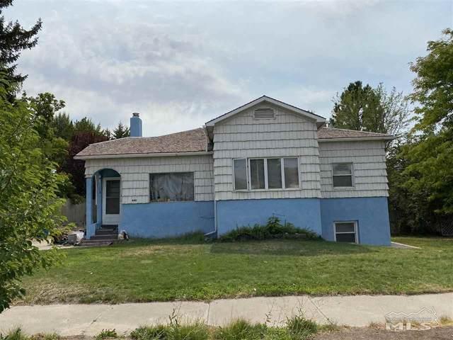 440 Reinhart St, Winnemucca, NV 89445 (MLS #200011333) :: Ferrari-Lund Real Estate