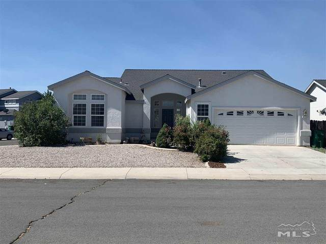 611 Westwinds Drive, Dayton, NV 89403 (MLS #200011351) :: Fink Morales Hall Group