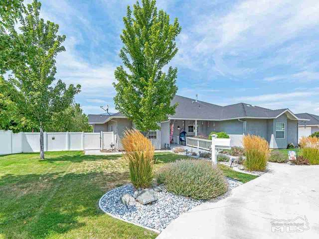 4576 Hillview Dr, Carson City, NV 89701 (MLS #200011356) :: Vaulet Group Real Estate