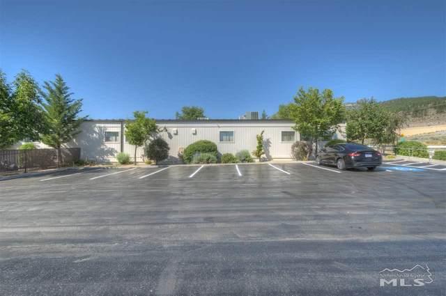 490 Hwy 395 N, Washoe Valley, NV 89704 (MLS #200011391) :: Ferrari-Lund Real Estate