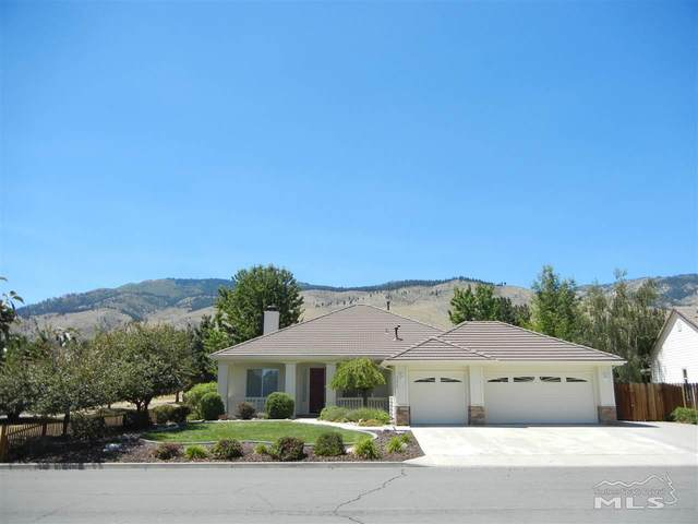 572 Norfolk Drive, Carson City, NV 89703 (MLS #200011454) :: Ferrari-Lund Real Estate