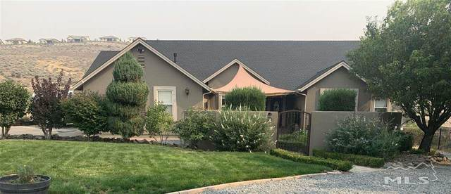 180 Mule Deer Dr, Reno, NV 89523 (MLS #200011458) :: Vaulet Group Real Estate