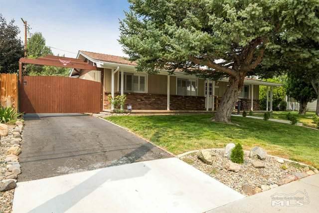 1804 N Mountain, Carson City, NV 89703 (MLS #200011471) :: Ferrari-Lund Real Estate