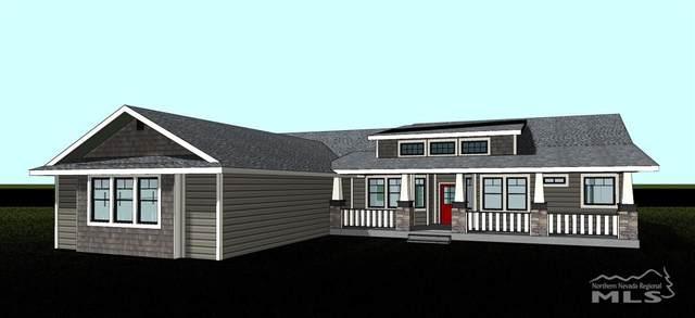 3630 Cherokee Dr, Carson City, NV 89705 (MLS #200011554) :: Ferrari-Lund Real Estate