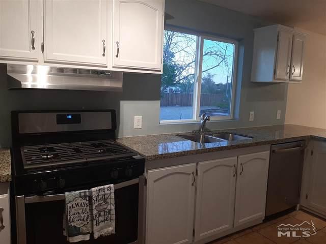2860 Fort Churchill Road, Silver Springs, NV 89429 (MLS #200011585) :: Ferrari-Lund Real Estate