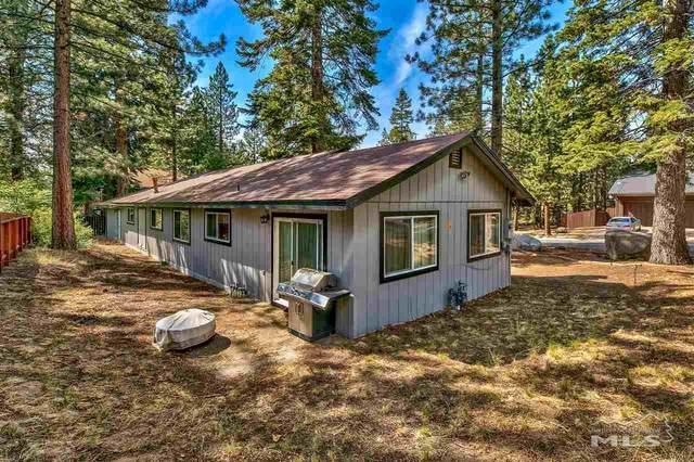 122 Cypress Ln, Stateline, NV 89449 (MLS #200011596) :: NVGemme Real Estate
