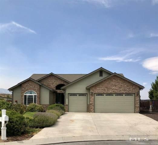 3846 Sweetland Dr., Carson City, NV 89701 (MLS #200011614) :: Ferrari-Lund Real Estate