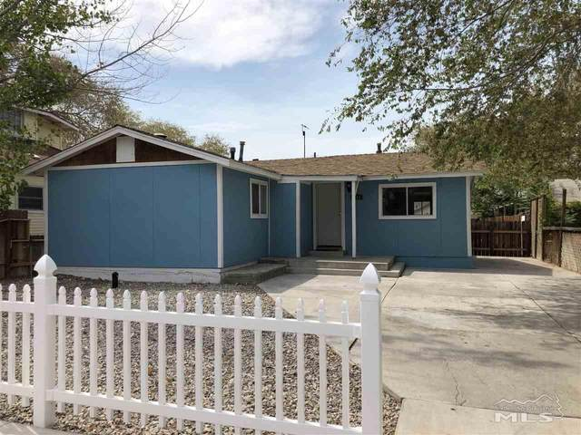 628 Humboldt St, Fallon, NV 89406 (MLS #200011616) :: The Mike Wood Team