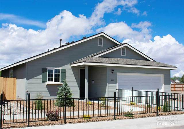 292 Granite Court Lot 36, Dayton, NV 89403 (MLS #200011632) :: Ferrari-Lund Real Estate