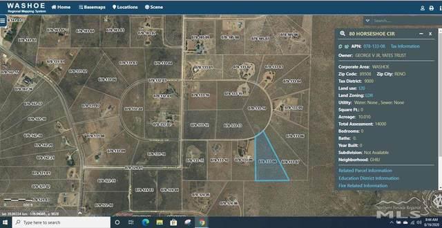 80 Horseshoe Circle, Reno, NV 89508 (MLS #200011653) :: Ferrari-Lund Real Estate