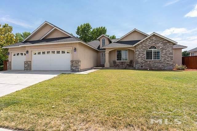 959 Julia, Fernley, NV 89408 (MLS #200011701) :: Vaulet Group Real Estate