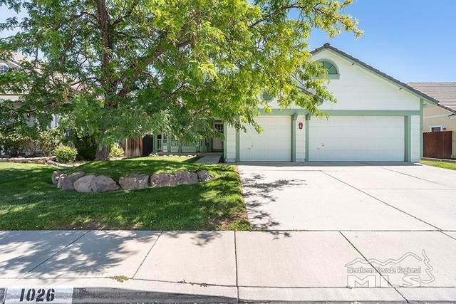 1026 Dolce Drive, Sparks, NV 89434 (MLS #200011714) :: The Mike Wood Team