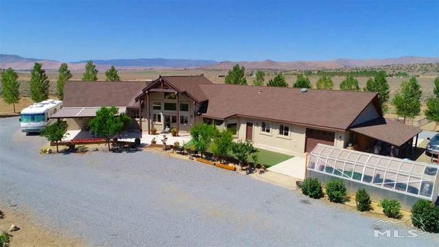 1235 Antelope Valley Rd, Reno, NV 89508 (MLS #200011751) :: NVGemme Real Estate